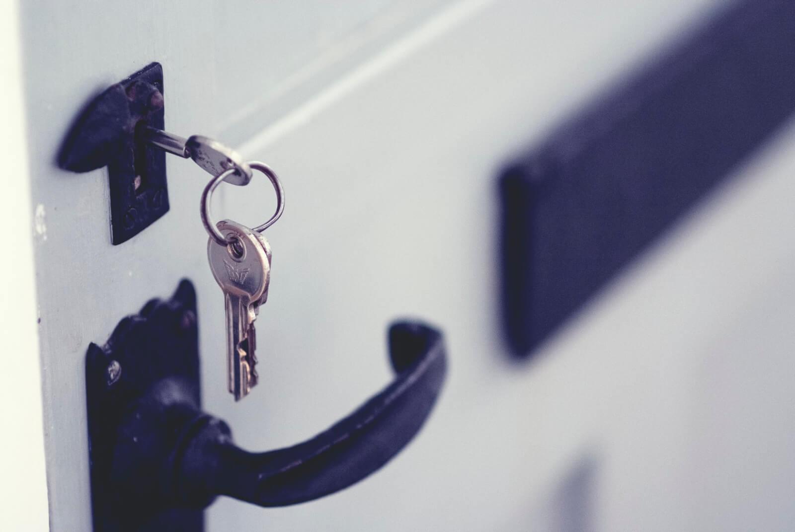 ¡Me he dejado las llaves en casa! ¿Qué puedo hacer?